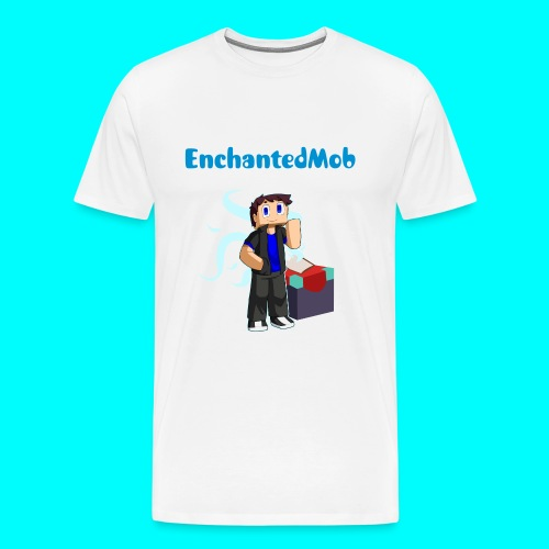 Men's EnchantedMob T-Shirt - Men's Premium T-Shirt