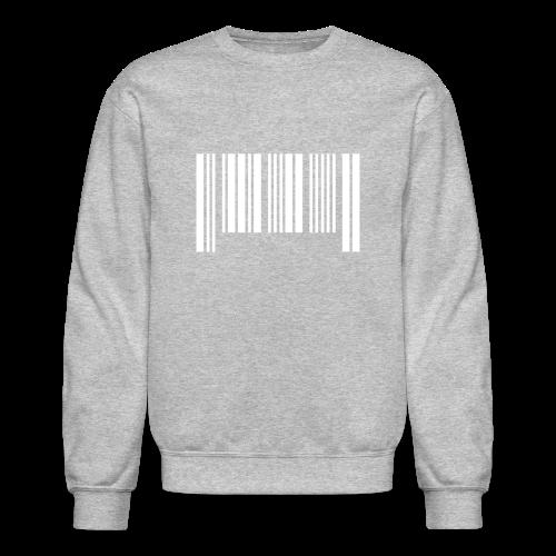 Barcode - Crewneck Sweatshirt