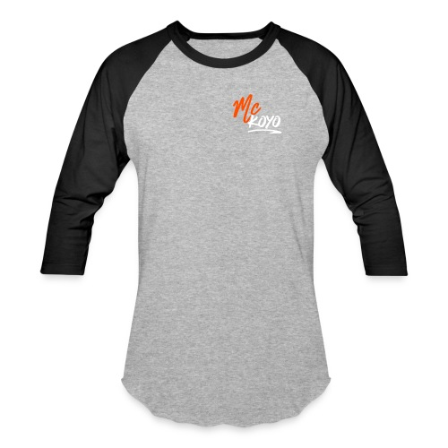 McKoyo NETWORK | Men's Baseball Tee - Baseball T-Shirt