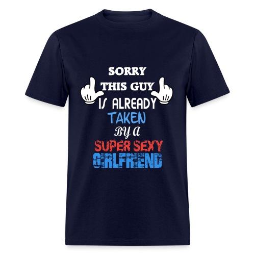 girlfriend T-Shirts - Men's T-Shirt