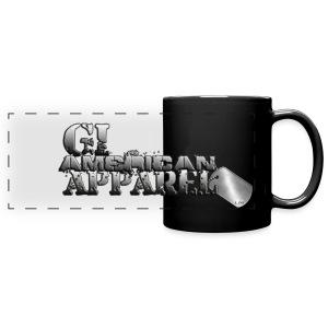 GI AMERICAN APPAREL  - MUG - Full Color Panoramic Mug