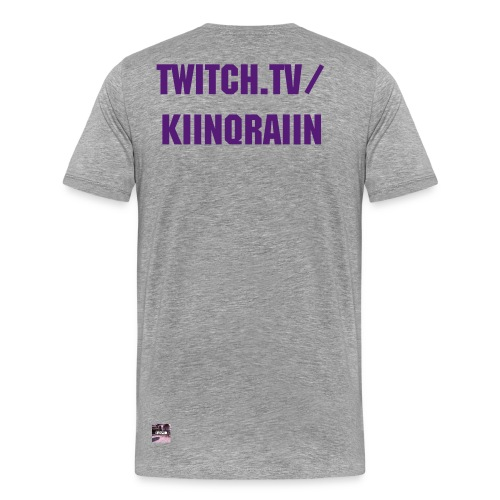 Men's Premium T-Shirt - Twitch Liverstreamer Livestream Games Gamer VideoGames
