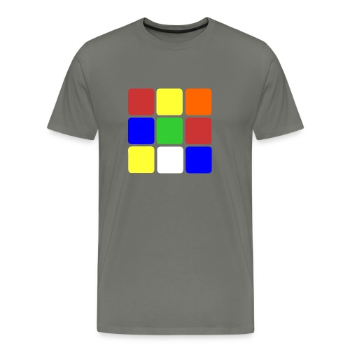 cubers - Men's Premium T-Shirt