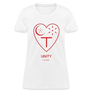 UNITY - Women's T-Shirt