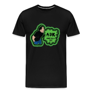 T-Shirts ~ Men's Premium T-Shirt ~ A3k Vomit Alert