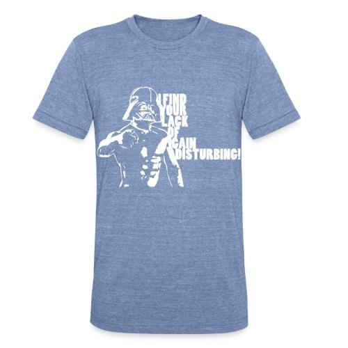 Darth Vader Gain | Tri-Blend T-Shirt | Unisex - Unisex Tri-Blend T-Shirt