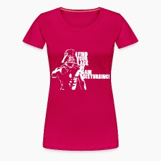 Darth Vader Gain | Premium T-Shirt | Women