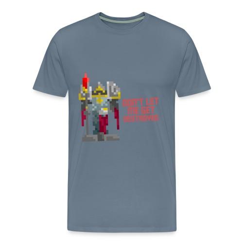 League Of Legend Red Tower  - Men's Premium T-Shirt