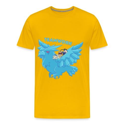Teamwork - League Of Legends - Men's Premium T-Shirt