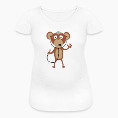 monkey doctor Women's T-Shirts