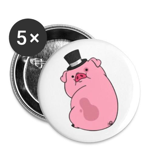 PigMalitia Button - Small Buttons
