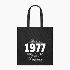 Born in 1977 birthday Bags & backpacks