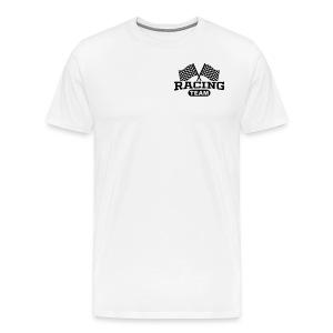 race team T-shirt - Men's Premium T-Shirt