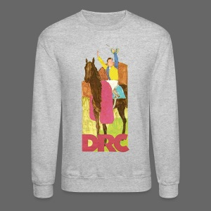 Vintage Detroit Race Course - Crewneck Sweatshirt