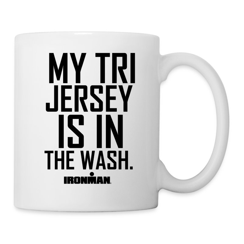 My Tri Jersey Is In The Wash Coffee/Tea Mug - Coffee/Tea Mug
