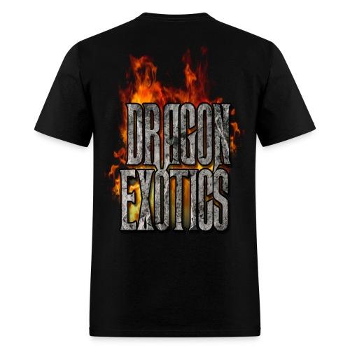 RUFF DRAGON MEN'S SHIRT - Men's T-Shirt