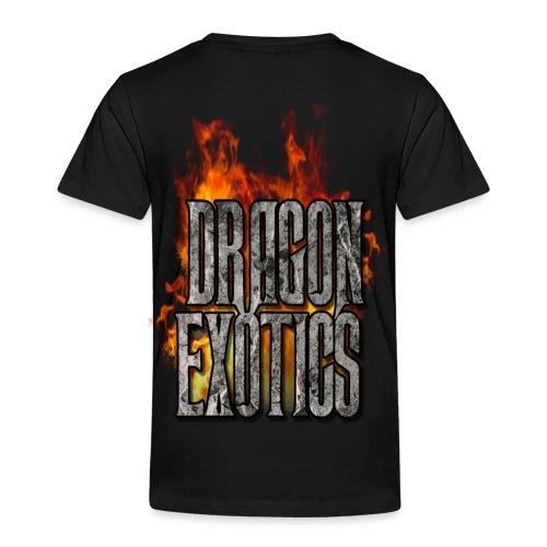 RUFF DRAGON KENNELS TODDLER SHIRT - Toddler Premium T-Shirt