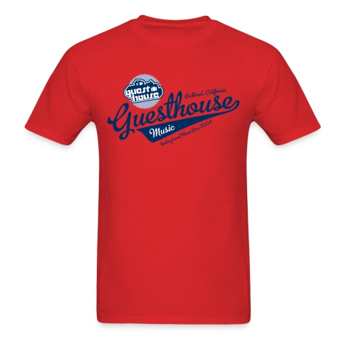 Guesthouse 1 - Men's T-Shirt