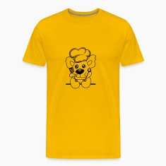 Eat text cook cooking delicious restaurant chef, k T-Shirts