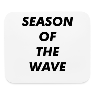 Other ~ Mouse pad Horizontal ~ Season Of The Wave Mouse Pad