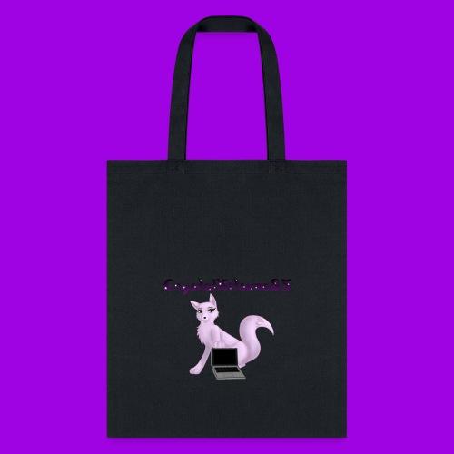 Crystalkitsune85's Tote Bag (Purple) - Tote Bag
