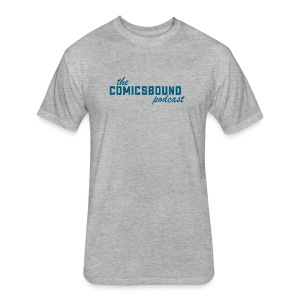 Comicsbound Men's T-Shirt - Fitted Cotton/Poly T-Shirt by Next Level