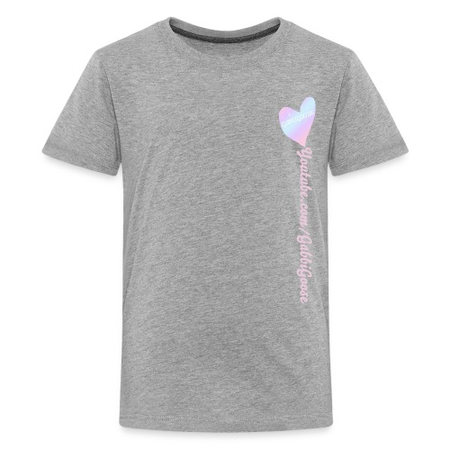 Kids T-Shirt With GabbiGoose Logo - Kids' Premium T-Shirt