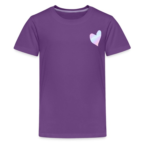 Kids (Girls) T-Shirt With GabbiGoose Logo - Kids' Premium T-Shirt