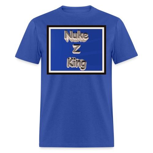 Nuke Z King - Men's T-Shirt