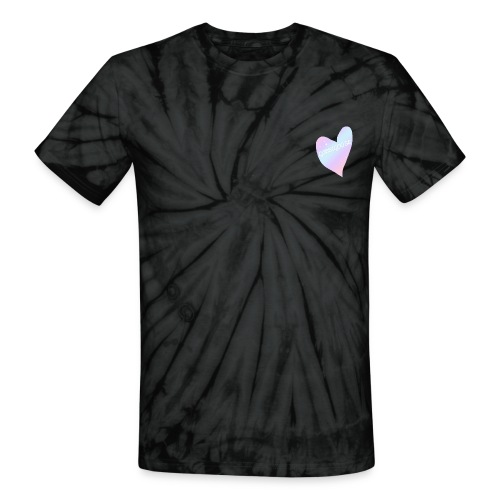 Mens Tie Dye T-Shirt With GabbiGoose Logo - Unisex Tie Dye T-Shirt