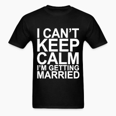 Getting Married shirt