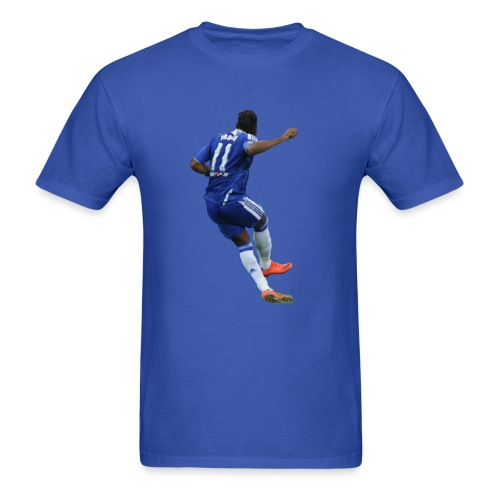 Drogba in Munich Men's T-Shirt - Men's T-Shirt