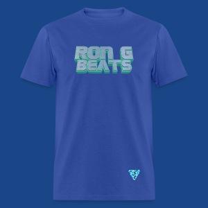 RON G BEATS T SHIRT BY RONALRENEE  - Men's T-Shirt