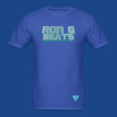 RON G BEATS T SHIRT BY RONALRENEE  - Men's T-Shirt