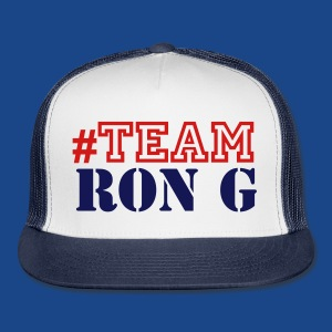 TEAM RON G CAP  - Trucker Cap