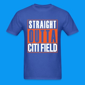 Straight Outta Citi - Men's T-Shirt