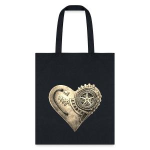 Steampunk Clockwork Heart #1B