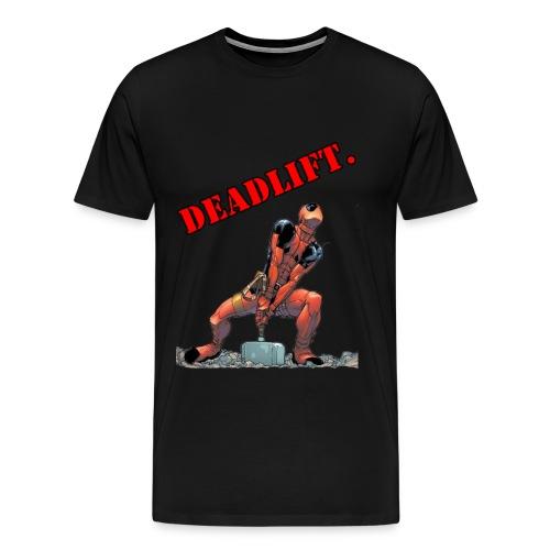 DeadLift Premium tee - Men's Premium T-Shirt