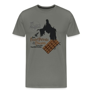 Foster Parents Are Like Chocolate - Men's Premium T-Shirt