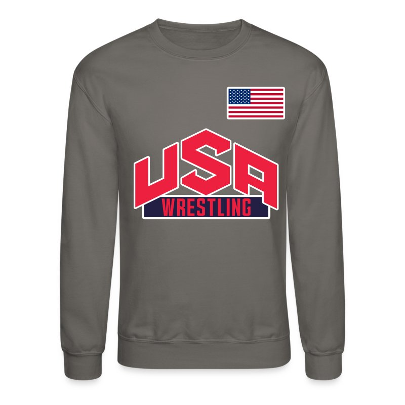 Team USA Wrestling Crewneck Sweatshirt | NikeInflicts Apparel