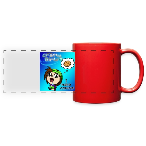 TomBoyComics - Full Color Panoramic Mug