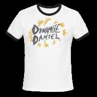 T-Shirts ~ Men's Ringer T-Shirt ~ DYNAMITE DANIEL men's ringer