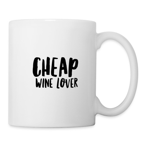 Cheap Wine lover - Coffee/Tea Mug