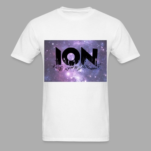 Ionic Space Warp  - Men's T-Shirt