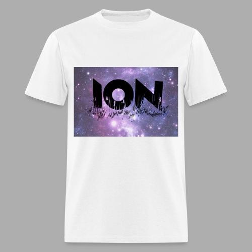 Ionic Space Warp  - Men's T-Shirt