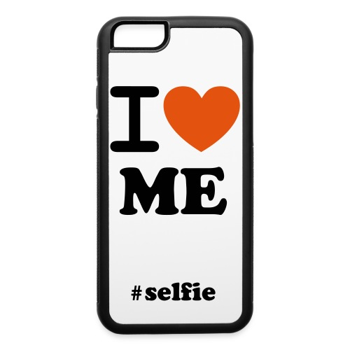Selfie Phone Case - iPhone 6/6s Rubber Case