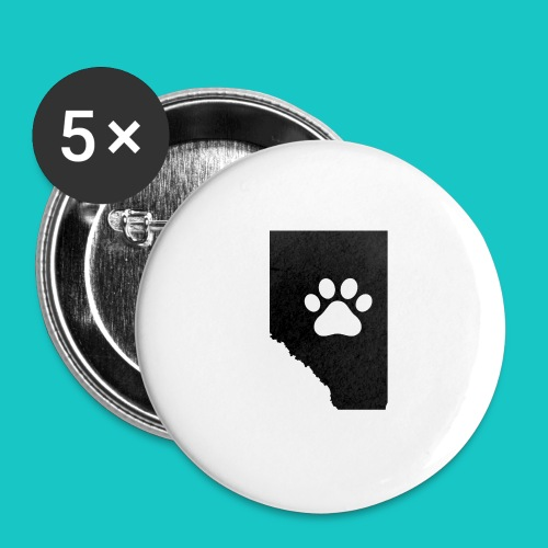 5 Pack Buttons - Small Buttons