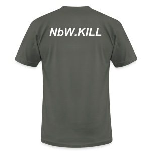 kill hit them biilz t shirt - Men's Fine Jersey T-Shirt