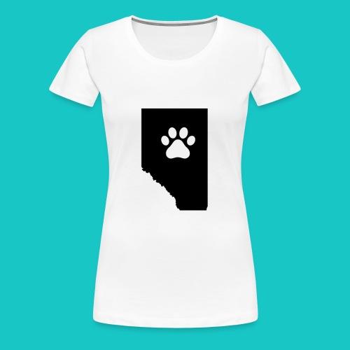 Women's T Shirt - Logo Only - Women's Premium T-Shirt