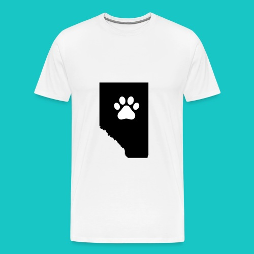 Men's T Shirt - Logo Only - Men's Premium T-Shirt